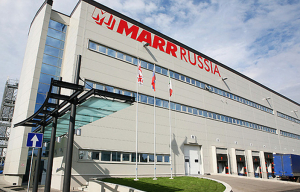 Production and logistic center MARR RUSSIA